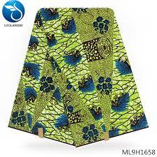 <b>LIULANZHI</b> 100% cotton <b>prints African wax</b> lemon green <b>african</b> ...