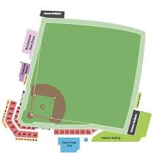 Rawhide Seating Chart Rawhide Ballpark Seating Charts For All 2019 Events