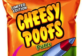 South Park's Cheesy Poofs exist, at least temporarily