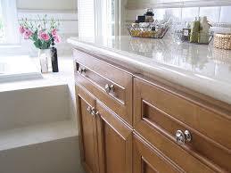 Glass Kitchen Cabinet Pulls Glass Kitchen Cabinet Knobs Easy Ways To Install The Kitchen