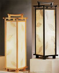 japanese inspired lights | table lamp brings an exquisite style, wonderful  soft lighting .