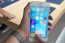 iphone plus. iphone 6s plus review: 3d touch iphone