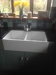 Vecchio G11 20 Bowl Ceramic Kitchen Sink With Tap Customer Photos
