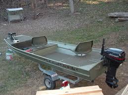 jon boat rear deck crestliner jon boat deck