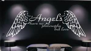 Angel Love Quotes Stunning Angels Have No Philosophy But Love Quotespictures