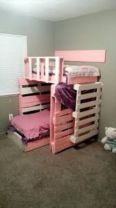 recycling pallet for cute diy kids furniture exciting diy pallet queen bed frame for kids