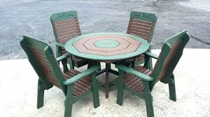 wood high top table outdoor high top table and chairs round table with 4 chairs outdoor