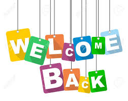 Welcome Back Graphics Vector Illustration Background Welcome Back