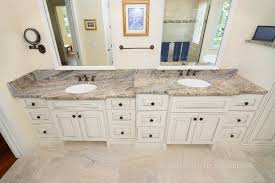 bathroom countertops and tubs for st louis homes arch white granite bath countertops