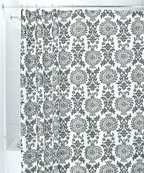 damask shower curtain canada charcoal white damask shower curtain damask shower curtain charcoal white damask shower