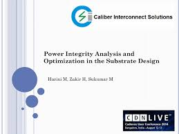 Signal Integrity In Pcb Design Ppt Power Integrity Analysis And Optimization In The Substrate