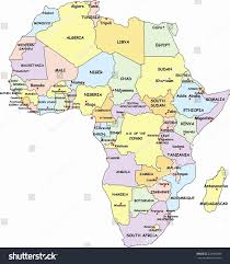 Earthwotkstrust States And com Capitals - African