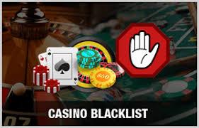 Avoiding Online Blacklist Consider 2019 Casinos Casino To r88c7nYW