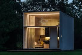 Small Picture Solar powered prefab tiny house will do it all for 125K Curbed