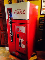 Vending Machine Wraps Classy Coca Cola Vending Machine Refrigerator Wrap Door Wraps Pinterest
