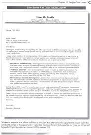 Resume Cover Letter Engineering Cover Letter For Environmental Job