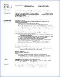 Eit Resume Sample Best of Eit On Resume Free Resume Templates 24