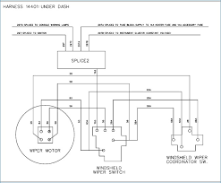 wiring diagram for 1965 mustang szliachta org chevy truck wiper switch wiring diagram wiper wiring diagram 1974
