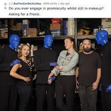 blue man groupverified account