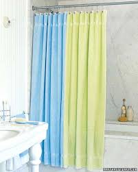 open top shower curtain rings smlf