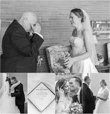 Dad Daughter Before Wedding