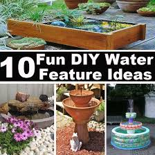 diy small water feature ideas. simple garden fountain ideas - google search diy small water feature
