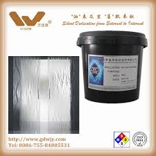Heat Curing Hf Acid Resistant Ink For Glass Design Glass Decoration