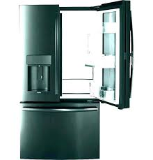 glass front mini refrigerator glass front refrigerator small door mini fridge cooler f glass door mini