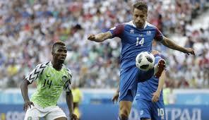 Resultado de imagen de nigeria vs islandia