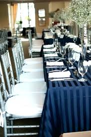 navy blue tablecloth inch highboy cocktail round