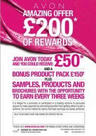 Incentive Flyer 71 Best Avon Incentives Images Avon Representative Avon Sales