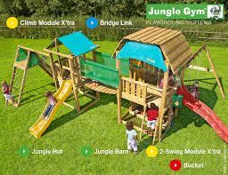 jungle gym mega 1 climbing frame