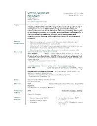 Registered Nurse Curriculum Vitae Sample Registered Nurse Cv Template Free Resume Nursing Word Theatre