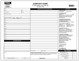 Hvac Repair Checklist Form