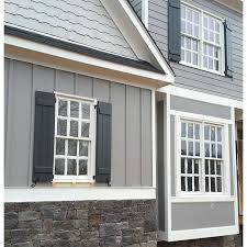 Light Grey Exterior  HouzzLight Gray Siding