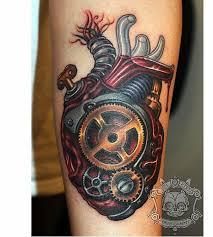 148 Biomechanické Tetování Pro Geeky Punditschoolnet