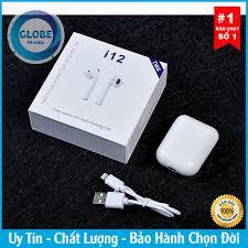 Tai nghe Bluetooth không dây Inpods i12 TWS điều khiển cảm biến âm thanh  HIFI cho Android iOS - khuyến mãi giá rẻ chỉ: 125.000 đ