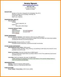 6 How To Make Your Own Resume Template Villeneuveloubet Hotel