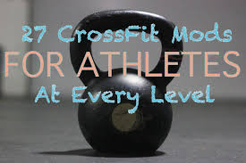 crossfit modifications