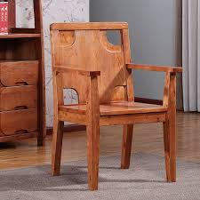 desk chairs wood. Chinese Solid Wood Chairs Computer Chair Cedar Desk Armrest Acer Friends Wooden Agent