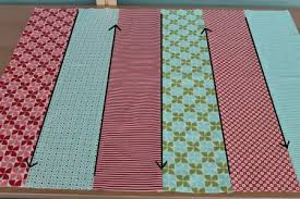 Tied Baby Quilt | How to Sew & Add one row stitching from top to bottom, next stitching from bottom to top,  until all rectangles are joined. Press seams open. The quilt top should be  ... Adamdwight.com