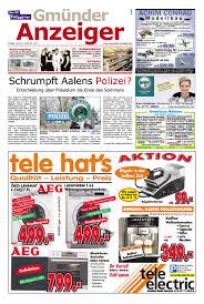 Der Gmünder Anzeiger Kw 14 By Sdz Medien Issuu