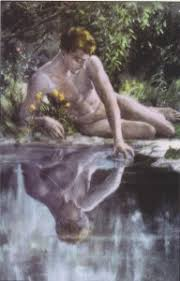 themes in fashion theory fashion and narcissus worn through legend has it that a vanity stricken youth d narcissus fell so in love his own image that he drowned himself in a pond while bending down to kiss