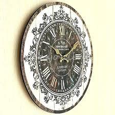 office large size floor clocks wayfair. Office Clocks. Unique Wall Clocks For Sale Large Clock Tracery Vintage Rustic Shabby Chic Size Floor Wayfair