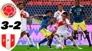 COLOMBIA VS PERÚ | 3-2