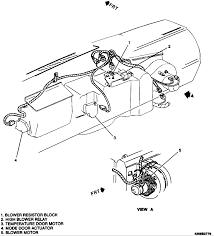 Heater fan wiring diagram