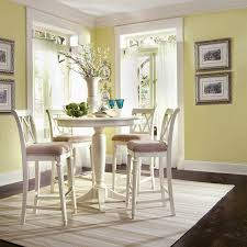 36 inch round dining table with leaf expensive american drew camden round pedestal counter height dining table