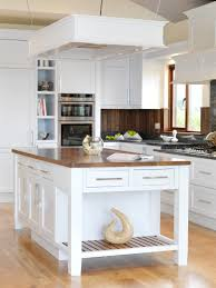 Splendid Freestanding Kitchen Island B Q With Solid Wood In Free Standing