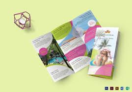 create a flyer in word 2018 40 best travel and tourist brochure design templates 2018 designmaz
