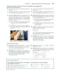 bunch ideas of college prep algebra 158 159 for your algebra help absolute collection of solutions absolute value equations
